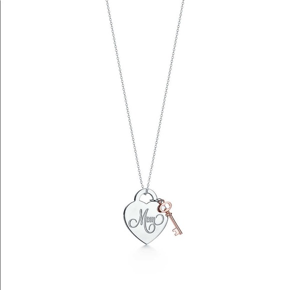 819196c45 Tiffany & Co. Jewelry | Tiffany Mom Necklace Will Ship For Mothers ...